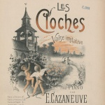 Cazaneuve Edouard, Les cloches, 20e siècle
