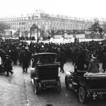 Agence Rol, Versailles Election présidentielle, 1913