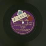 Lalande,Sinfonies pour les soupers du roi, 1948