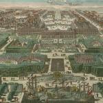 Vue générale de la ville et du château de Versailles, 1793