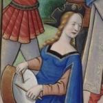 Chants royaux en l'honneur de la Vierge au Puy d'Amiens, 1501-1600