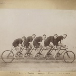 Jules Beau, Photographie sportive, 1898