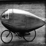 Le velo-torpille de M. Buneau-Varilla, 1913