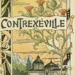 Contréxeville. Source du Pavillon, 1894