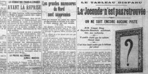 Le Petit Parisien, 1911