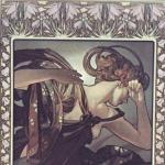 Alphonse Mucha, La Lune et les étoiles..., 1906