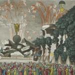 Vue Brillante de l'Anniversaire du 14 Juillet 1801 du 25 Messidor de l'An 9, 1801