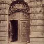 Atget Eugène, Le Palais du Louvre, 1900-1906