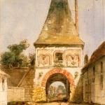 Porte St Martin à Gerberoy
