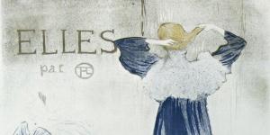 Henri de Toulouse-Lautrec,Elles,1895