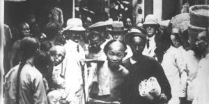 Révolution chinoise, 1911