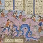 Nezâmi,  Khamseh, 1560-1561