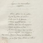 David d'Angers et Rouget De Lisle, La Marseillaise, 1701-1800