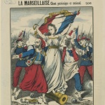 Malbran et Pacher, La Marseillaise, chant patriotique et national, 1871