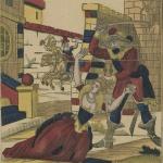 Histoire de la Barbe Bleue, avec son portrait, tirée des Contes de fées, 1820