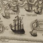 Toulon eine Frantzosische Seestadt und Vestung..., 1793