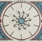 L'ekonoscope. Le batonniste, 1868