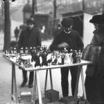 Noël à Paris, 1913