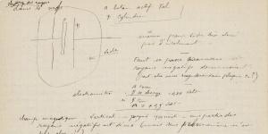 Pierre et Marie Curie, Papiers : Oeuvres et travaux scientifiques, 20e siècle