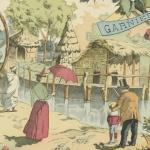 Tempestini,Série aux Armes d'Epinal, 1889