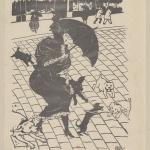 Félix Vallotton,Le Cri de Paris, 1897