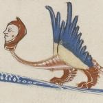 Faits des Romains, manuscrit enluminé, 14e siècle