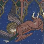 Images de la vie du Christ et des saints, manuscrit enluminé, 13e siècle