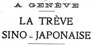 Le Figaro, 5 mars 1932