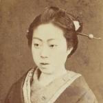 Portraits de japonais, 19e siècle