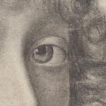 Lagneau, Ange vu jusqu'à la taille, 17e siècle
