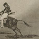 Goya, La tauromaquia, 1816