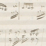 Les manuscrits musicaux de Beethoven