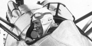 Amelia Earhart, 1932