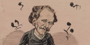 Jules Massenet, manuscrit des Visions, 1891
