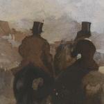Les carnets de dessin d'Edgar Degas