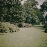 Parc en été, 1910-1940