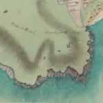 Plan de Mielles, 1764