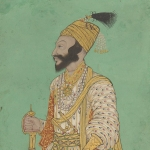 Recueil de miniatures indiennes