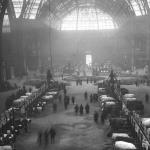 Concours agricole au Grand Palais, 1914