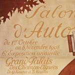 Salon d'Automne au Grand Palais, 1908