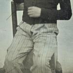 Jeune garçon au papillon, 1847