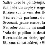 Lamartine, Nouvelles méditations poétiques