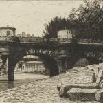 Le Pont-Neuf vu par Martial Potémont, 1862-1863