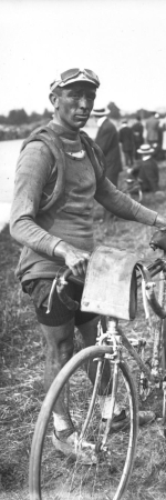 Deman, coureur sur le Tour de France de 1913