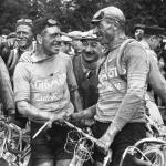 Bottechia et Van Dam sur le Tour de France de 1926