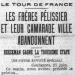 Le Tour de France de 1924 raconté par Albert Londres
