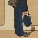 Armée française : nouvel alphabet militaire, 1883