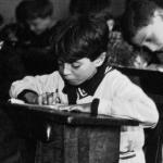 La rentrée des classes, 1936