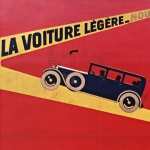 Affiche, 1927