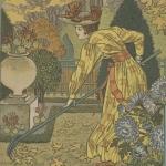 Eugène Grasset, Les Mois